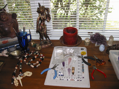 My Jewelry Desk
